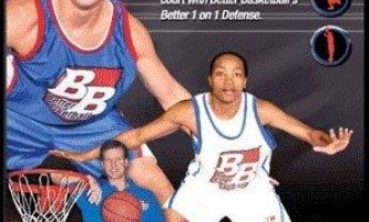 Better basketball - better 1 on 1 defence