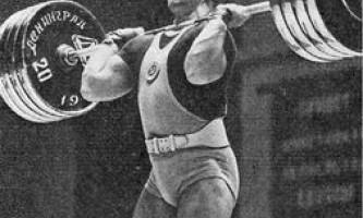Борис селицкий (важка атлетика)
