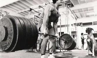 Як стати сильніше в становій тязі