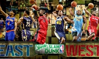 Nba sprite slam dunk contest 2013