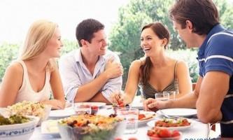 Продукти, багаті білком - овочі і фрукти