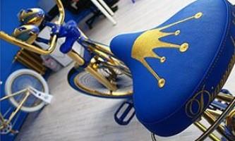 Найдорожчий велосипед в світі - незвичайний елітний велосипед єлектра