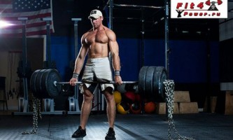 Тренування станової тяги