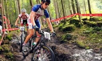 Велосипед для крос-кантрі