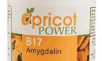 Вітамін в17 в яких продуктах міститься